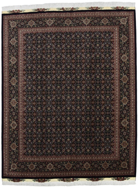 Tabriz Mahi Persian Carpet Spc215